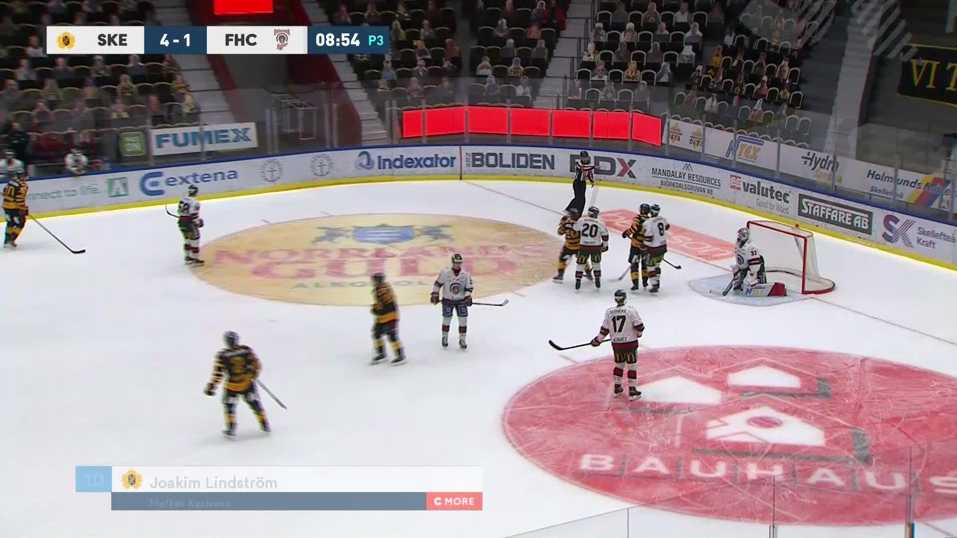 Skellefteå AIK - Frölunda HC 5-1