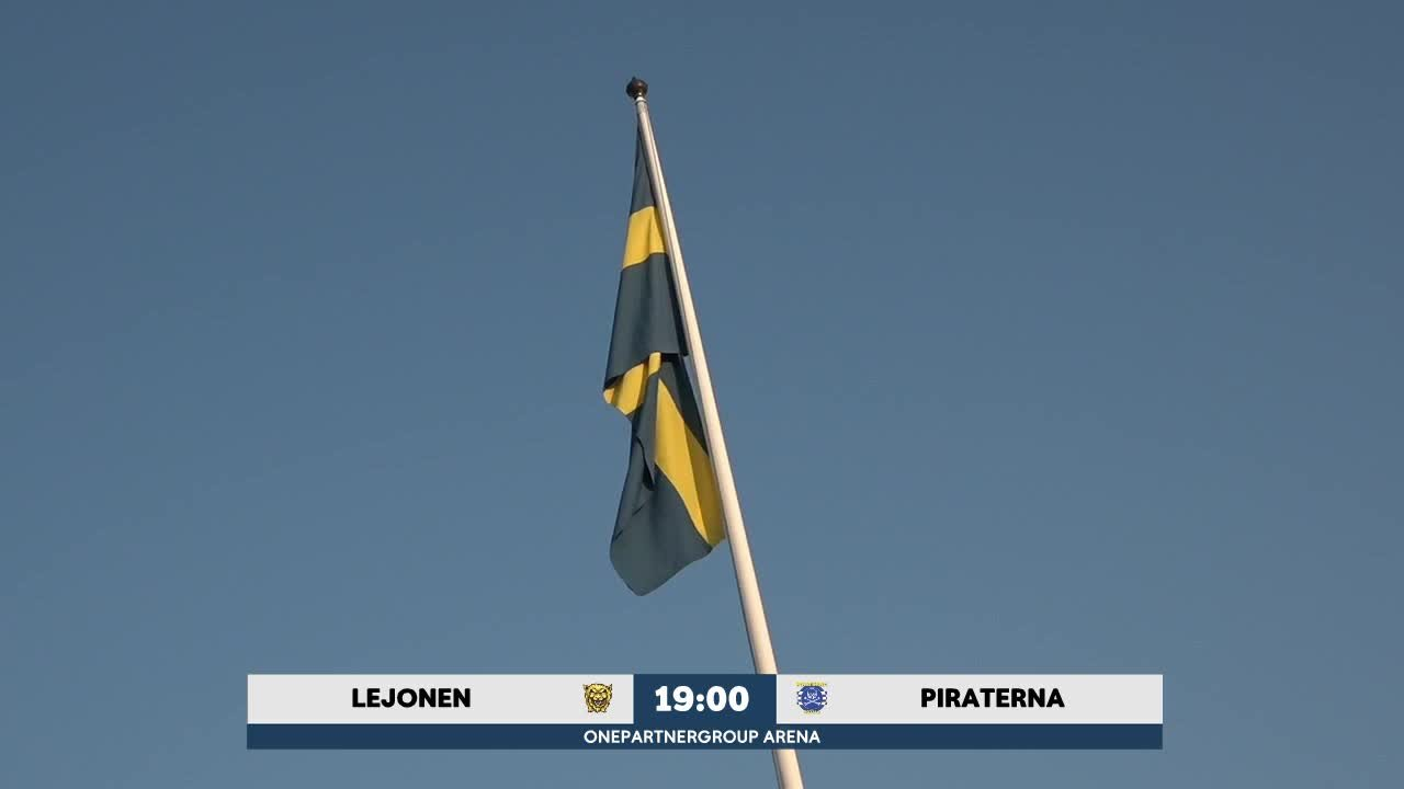 Highlights: Lejonen - Piraterna