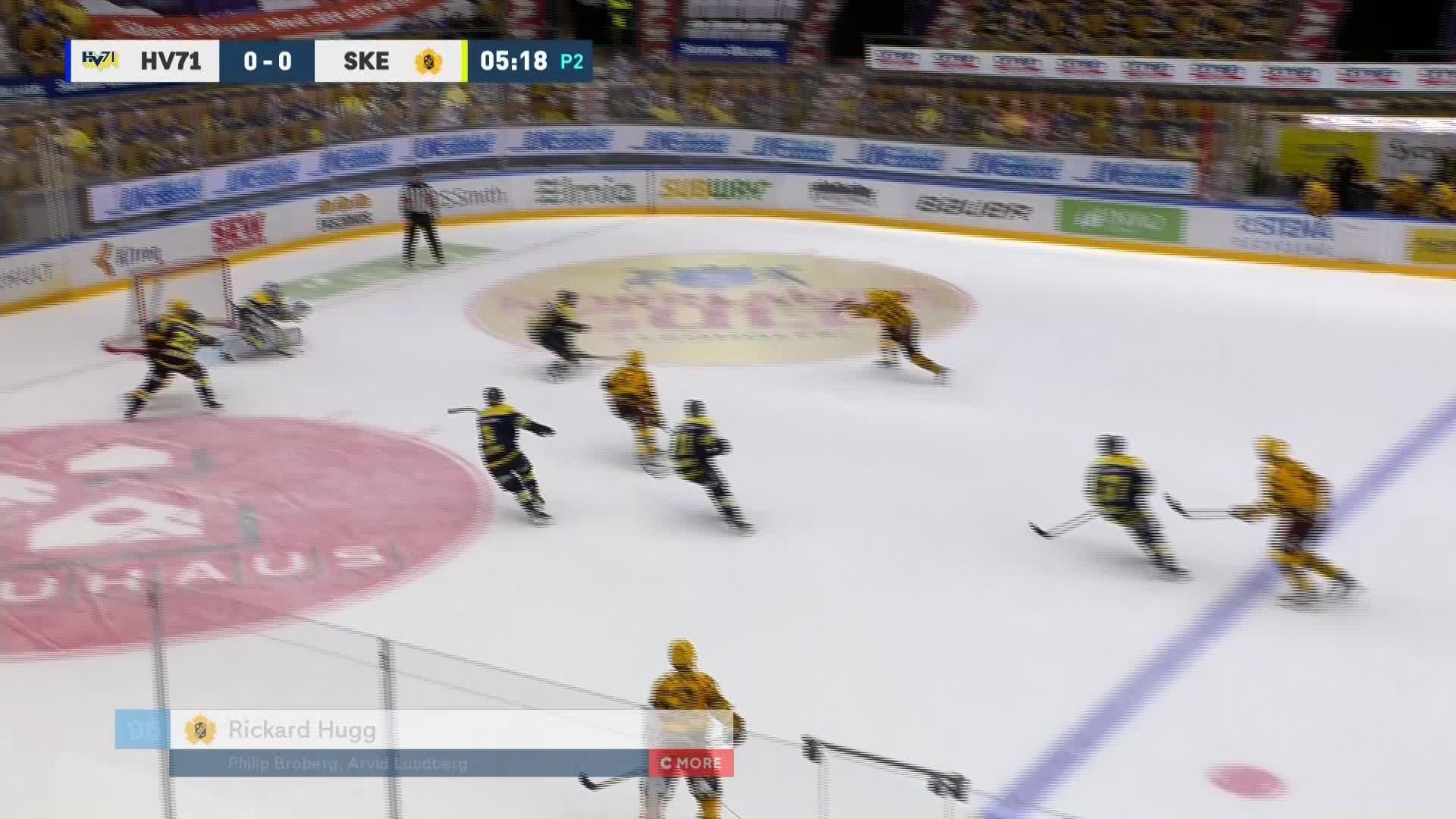 HV71 - Skellefteå AIK 0-1