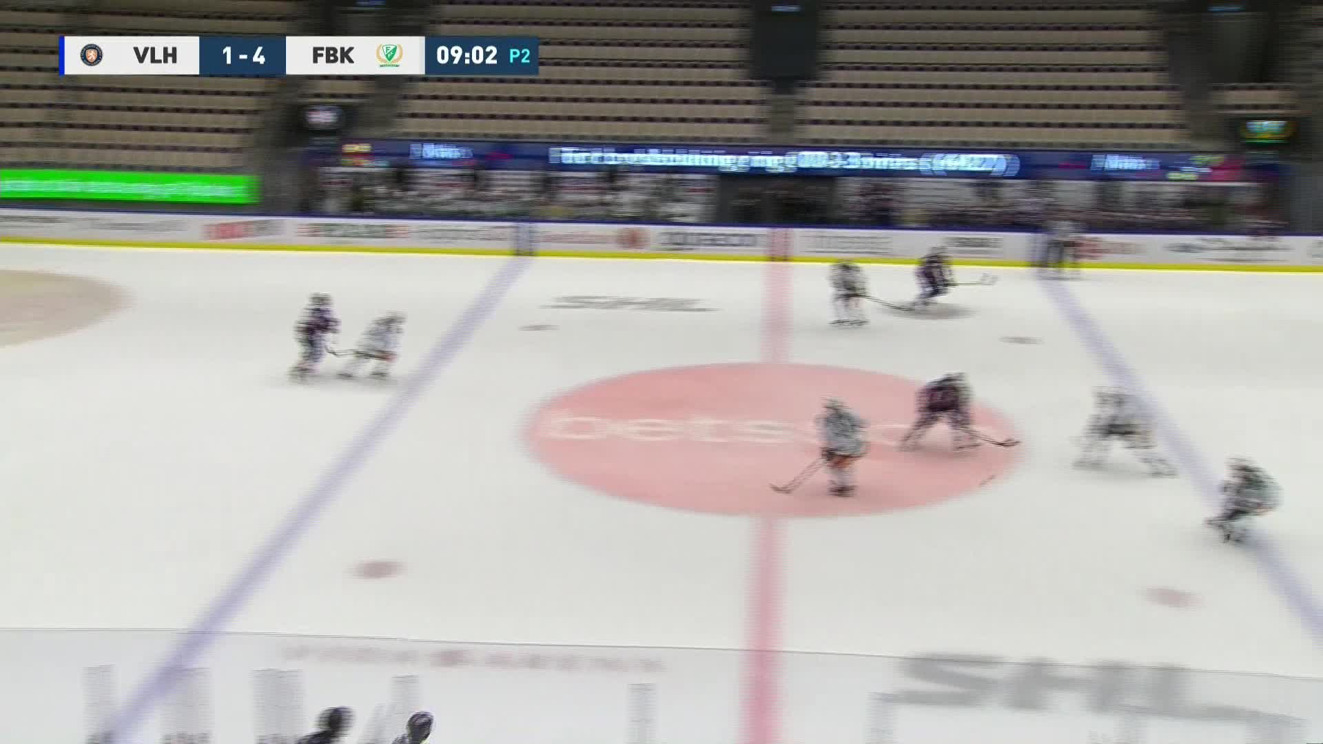 Växjö Lakers - Färjestad BK 2-4