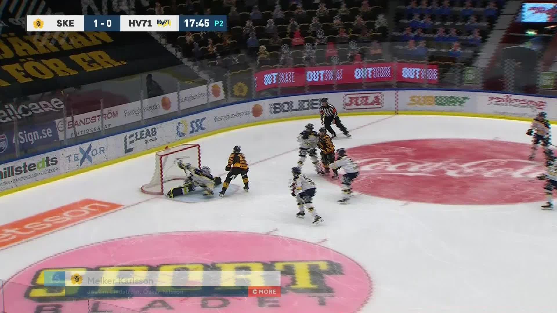 Skellefteå AIK - HV71 2-0