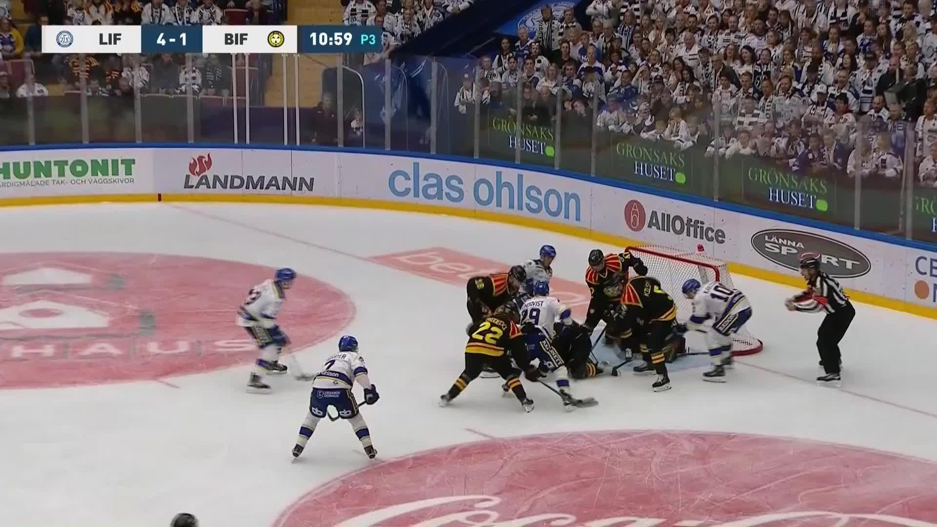 Leksands IF - Brynäs IF 5-1