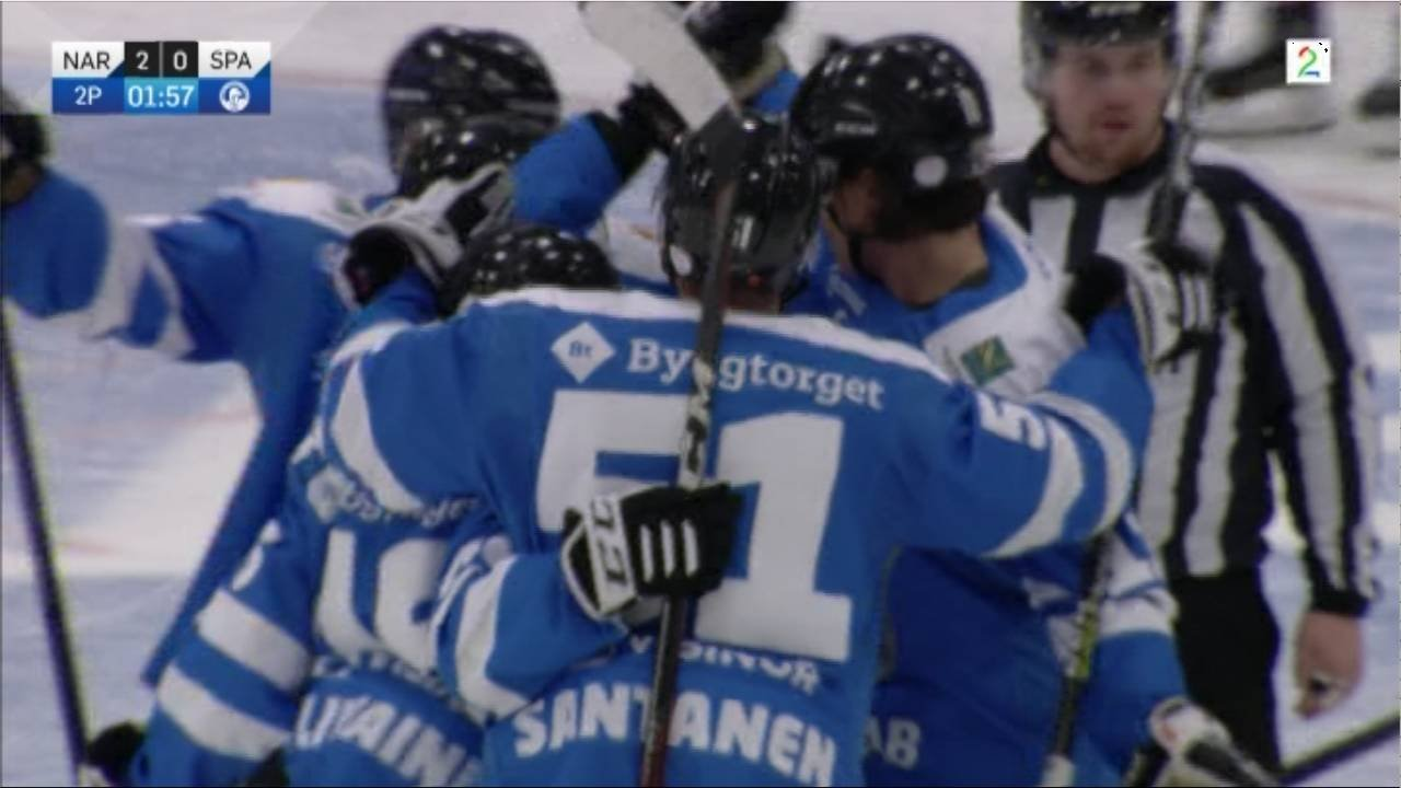 Highlights Narvik-Sparta