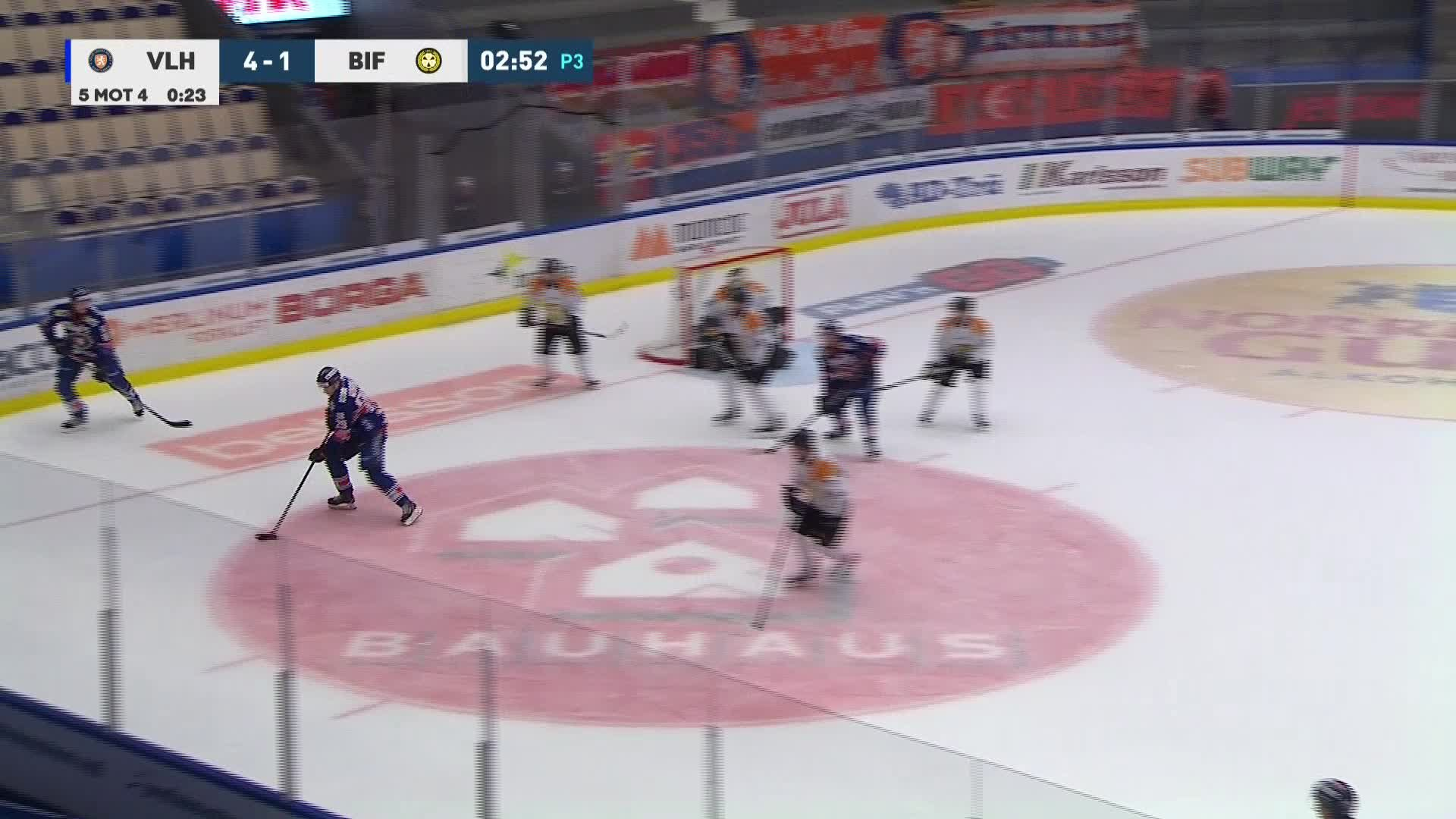 Växjö Lakers - Brynäs IF 5-1