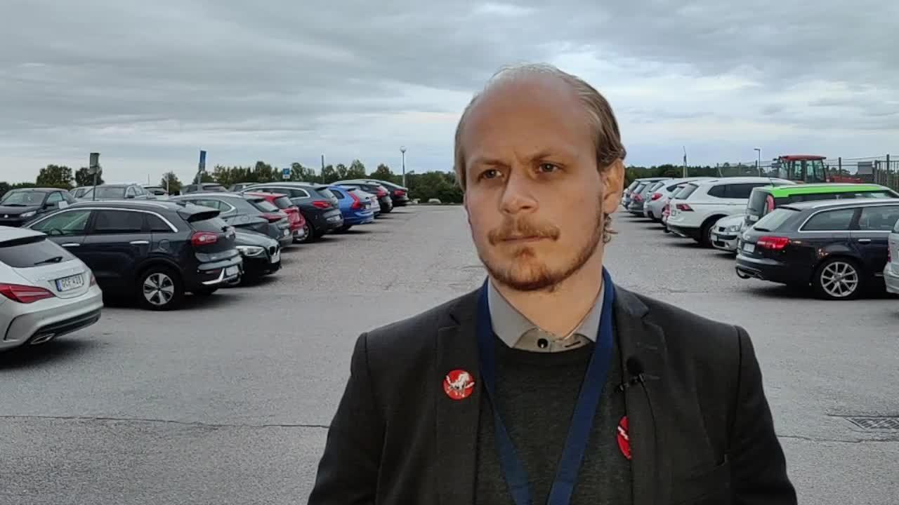 Dan Björkman om publikläget