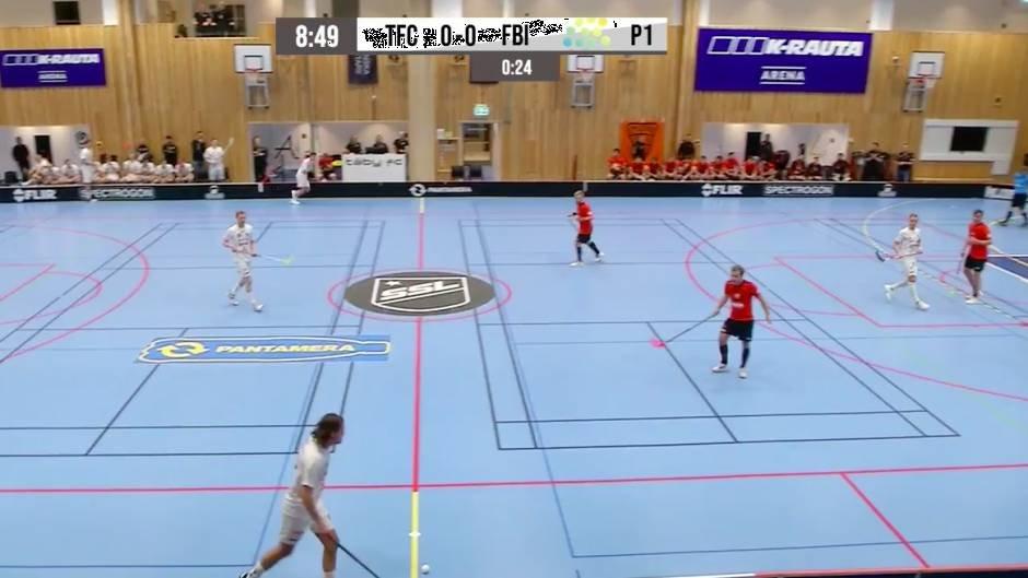 Highlights Allsv: Täby - Tullinge