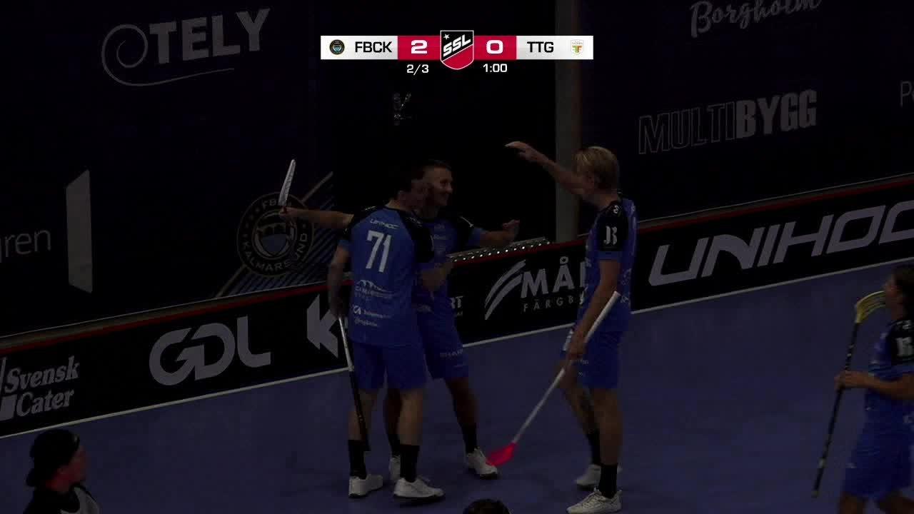 Highlights: FBC Kalmarsund - Team Thorengruppen