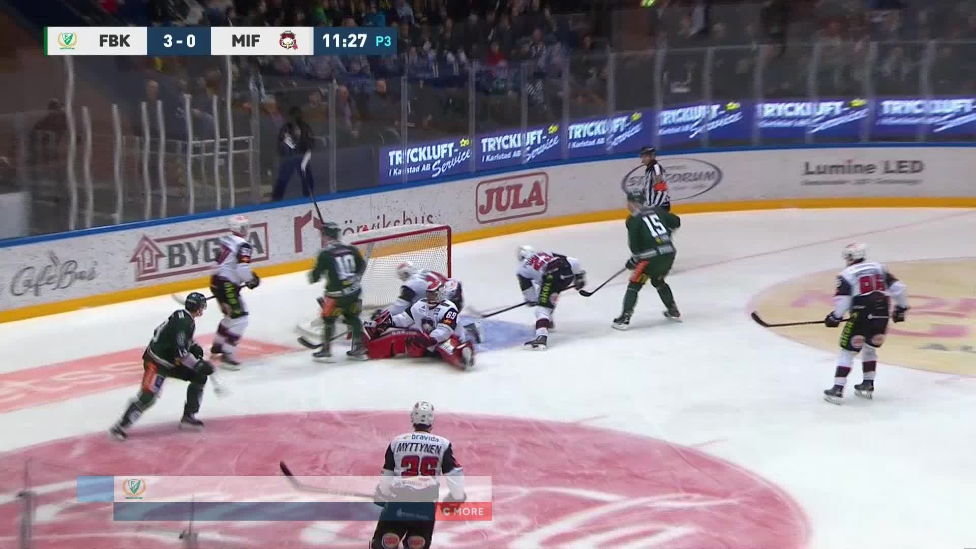 Färjestad BK - Malmö Redhawks 4-0