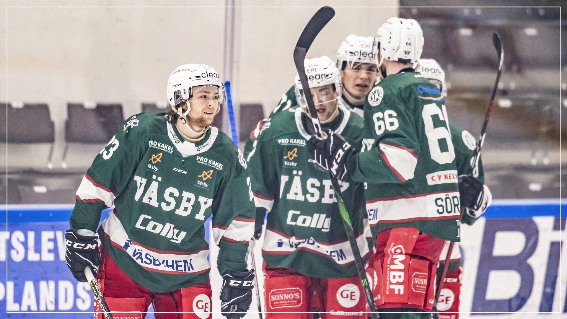 """VH-TV: Åström om sitt första mål i Hockeyallsvenskan: """"Sjukt skönt"""""""