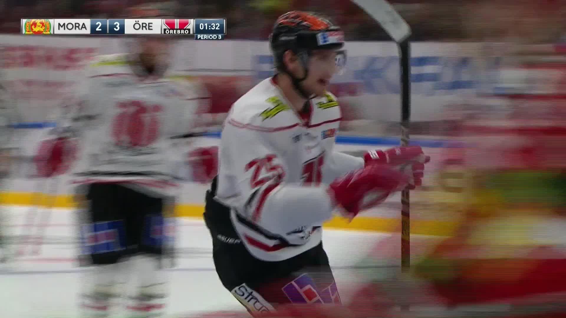 Mora IK - Örebro Hockey 2-4