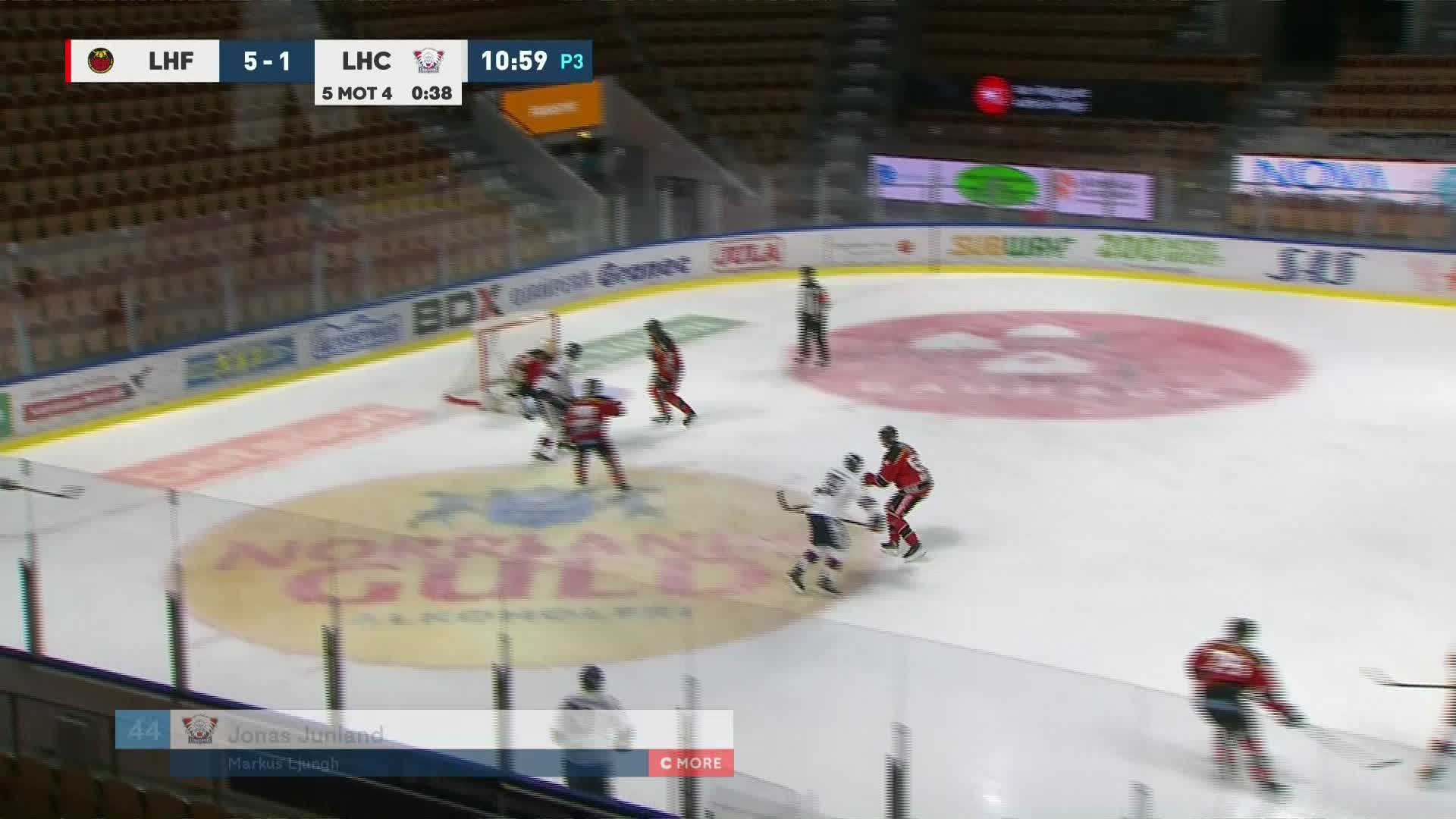 Luleå Hockey - Linköping HC 5-2