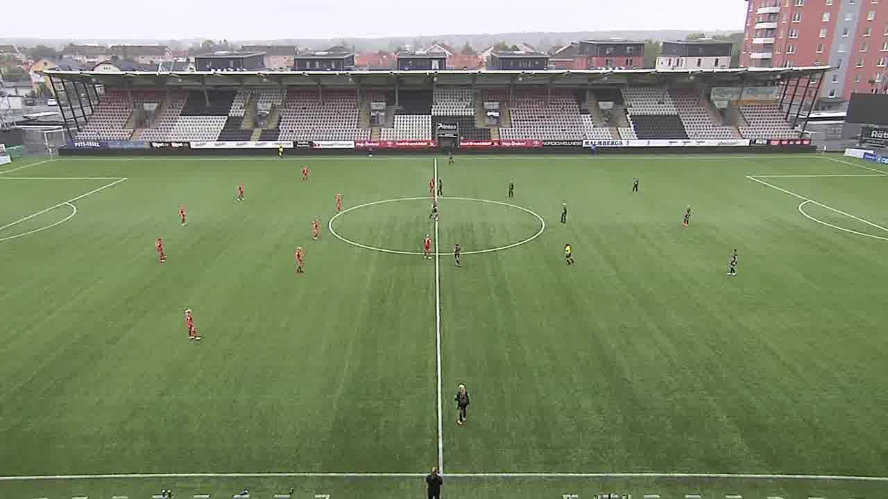 Highlights: KIF Örebro - Rosengård 13 sept