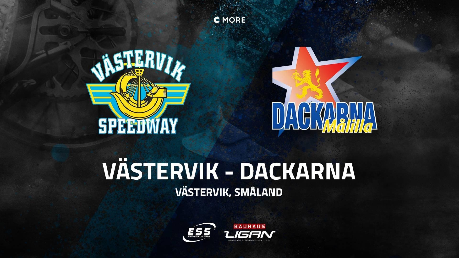 Västervik - Dackarna