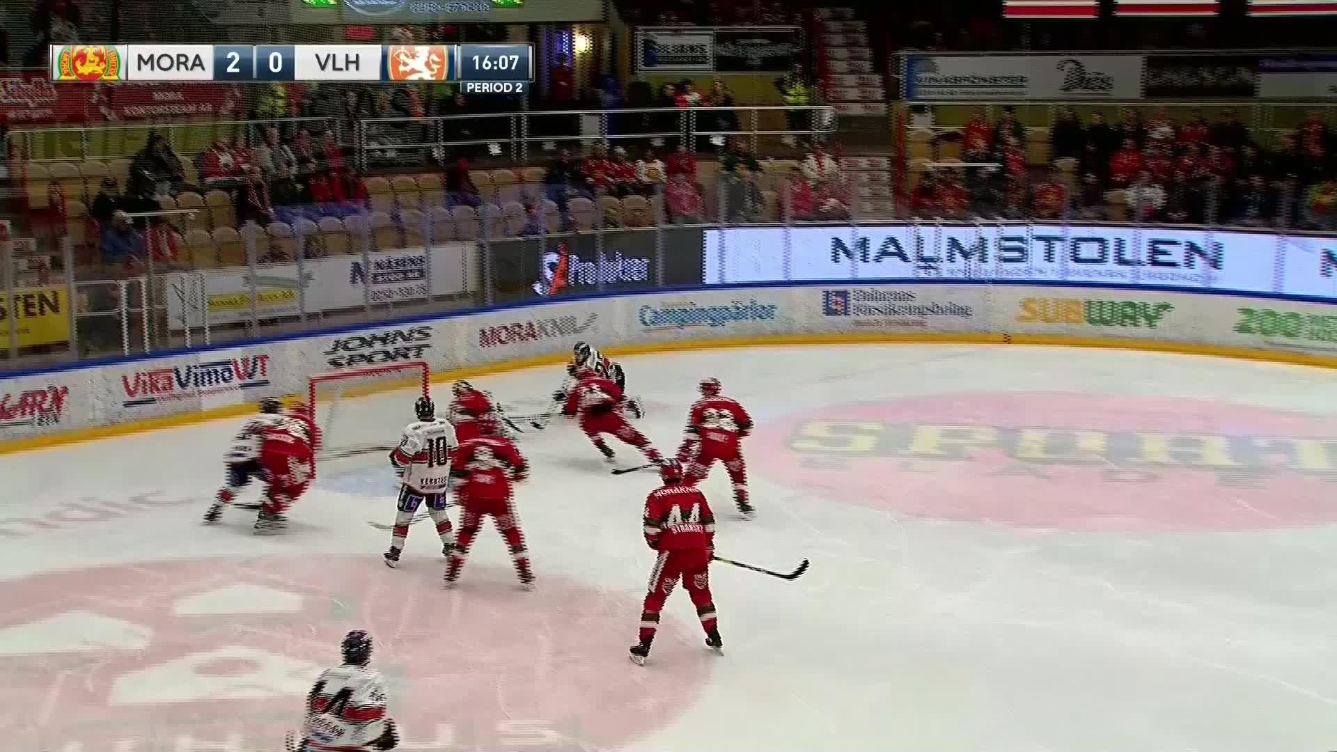 Mora IK - Växjö Lakers 2-1