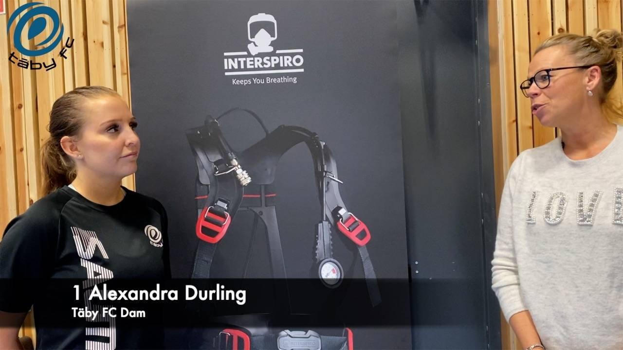 Speakers Corner #25 - Alexandra Durling