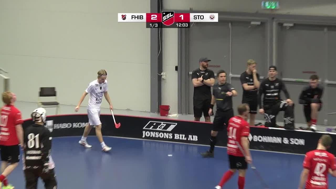 Highlights: Fagerhult Habo IB - Storvreta IBK