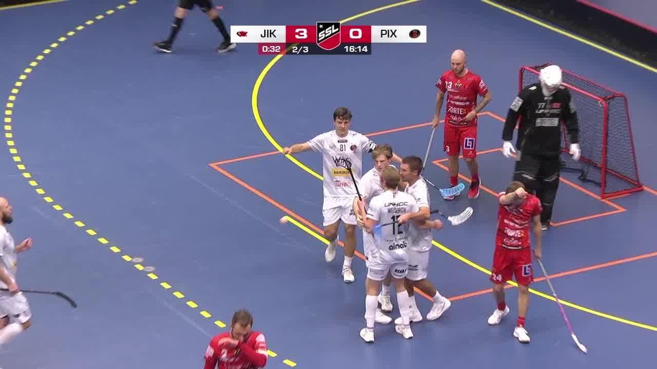 Highlights: Jönköpings IK-Pixbo Wallenstam IBK