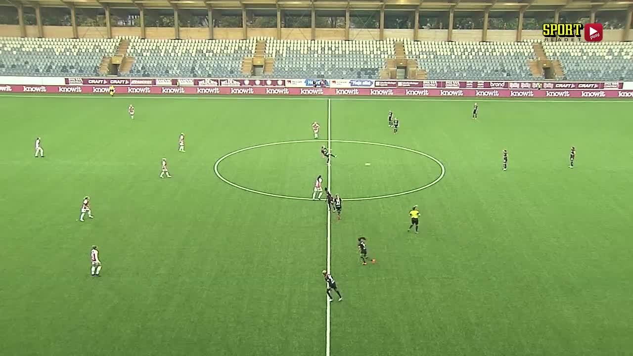 Highlights: IK Uppsala – Linköping 27 sept