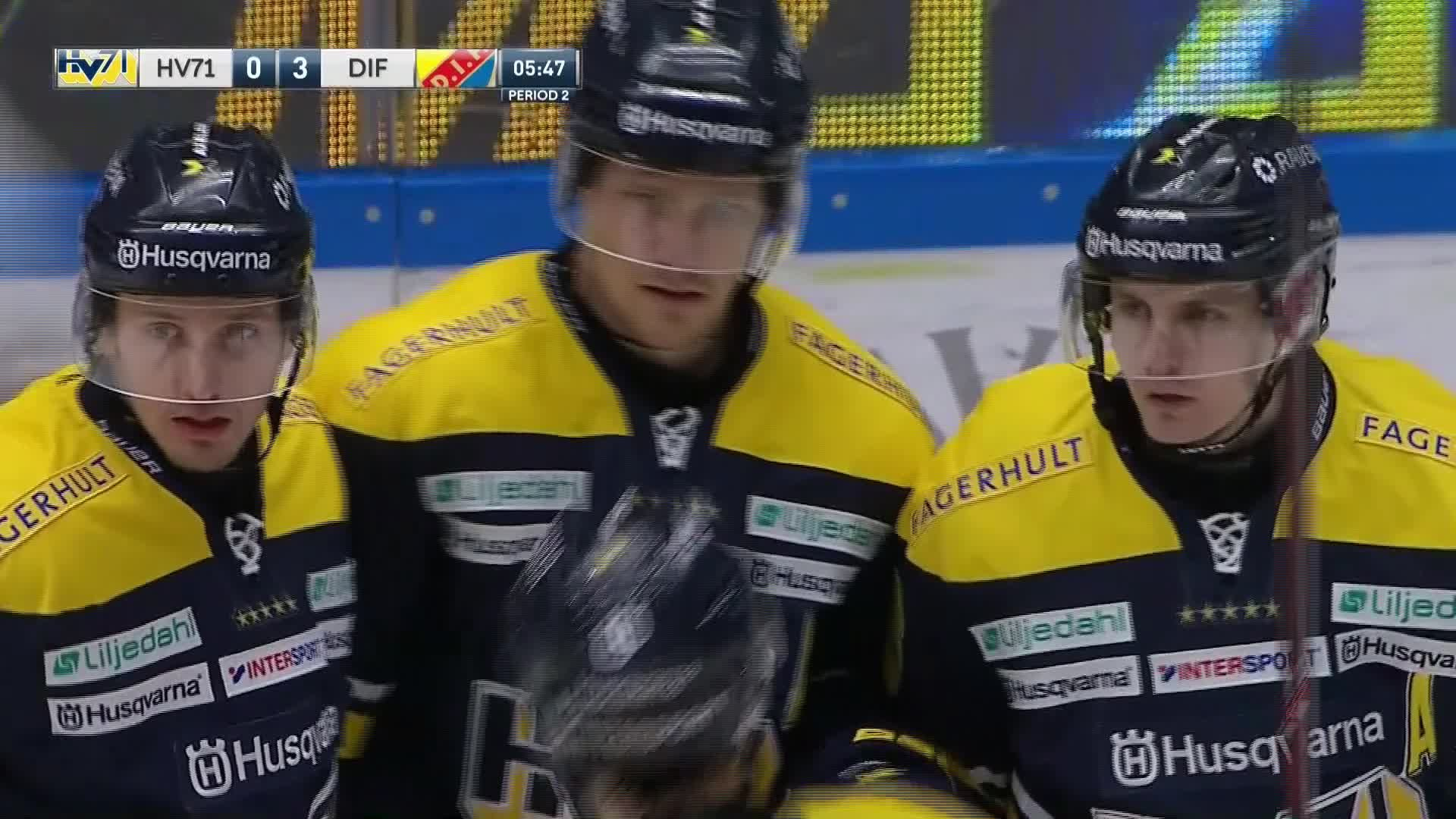 HV71 - Djurgården Hockey 1-3