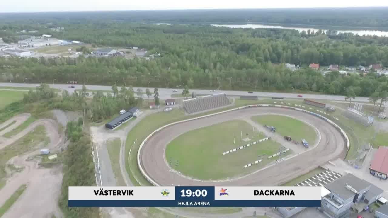 Highlights: Västervik - Dackarna