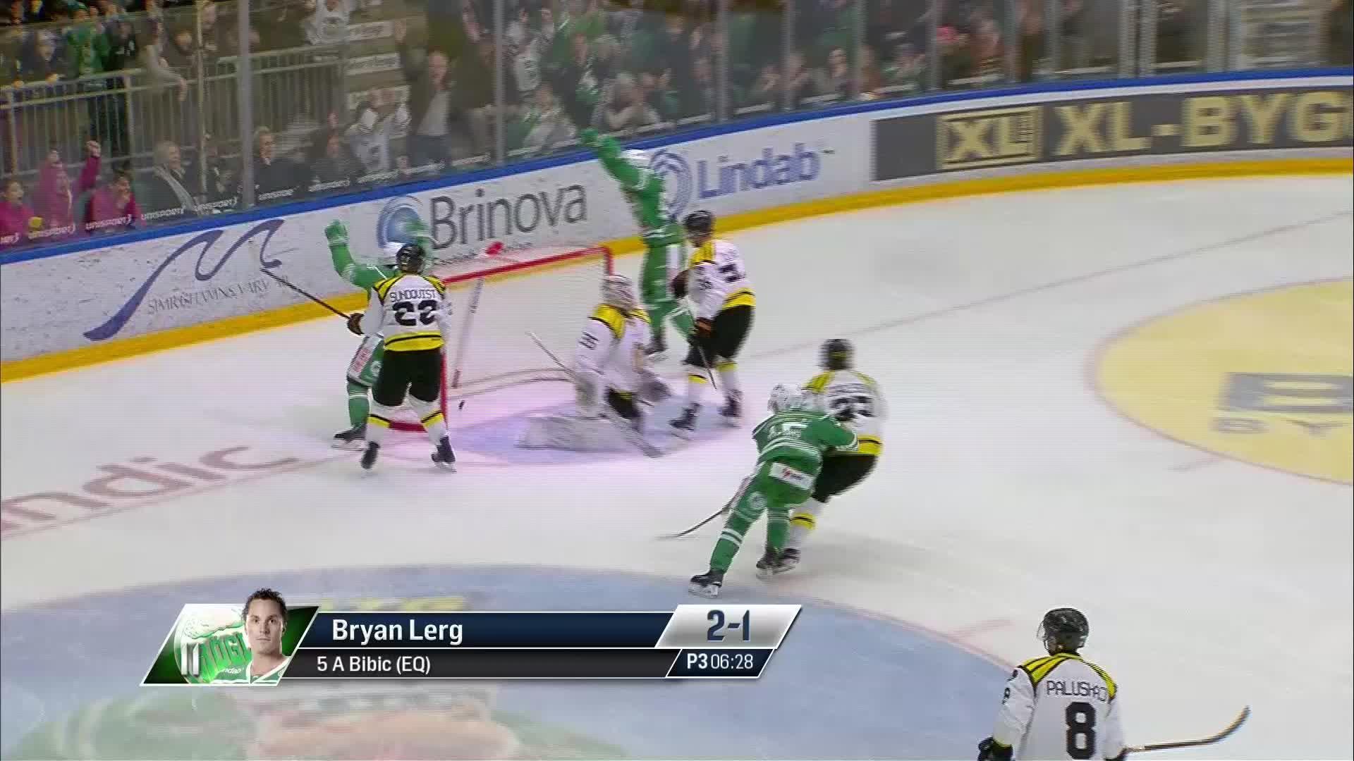 Rögle BK - Brynäs IF 2-1