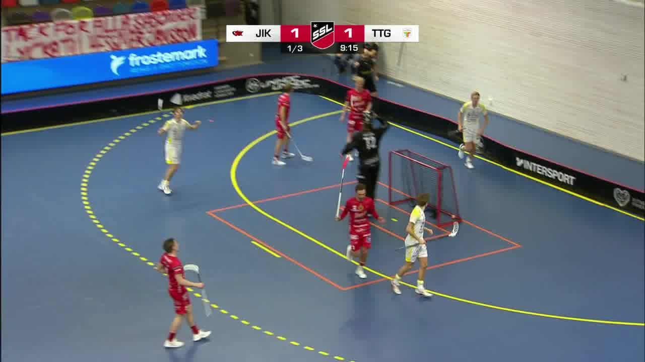 Highlights: Jönköpings IK - Team Thorengruppen