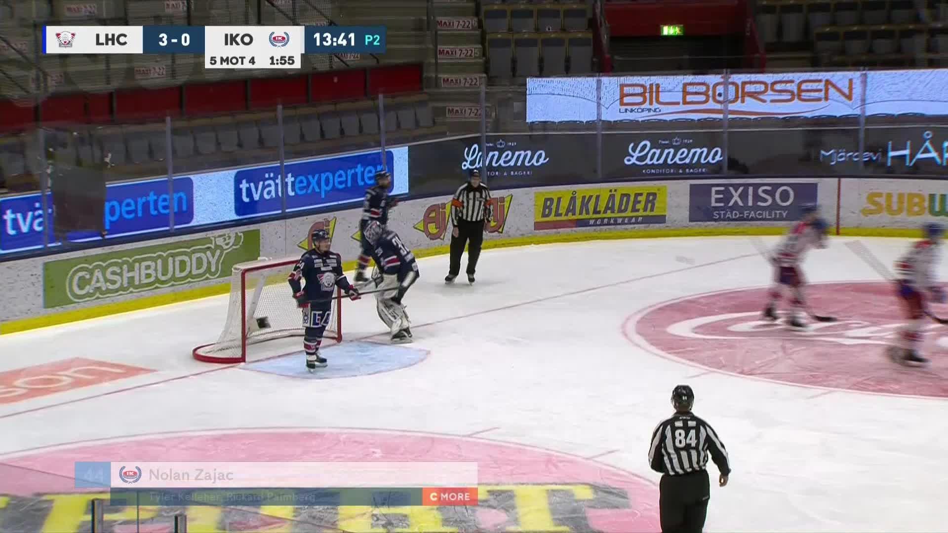 Linköping HC - IK Oskarshamn 3-1