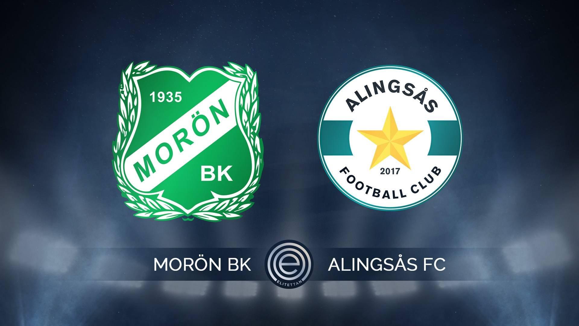 Highlights: Morön BK-Alingsås FC United