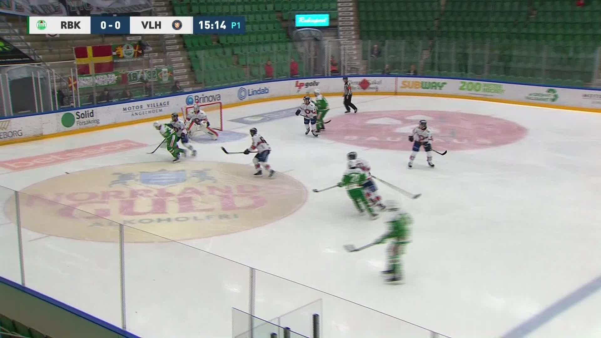 Rögle BK - Växjö Lakers 1-0