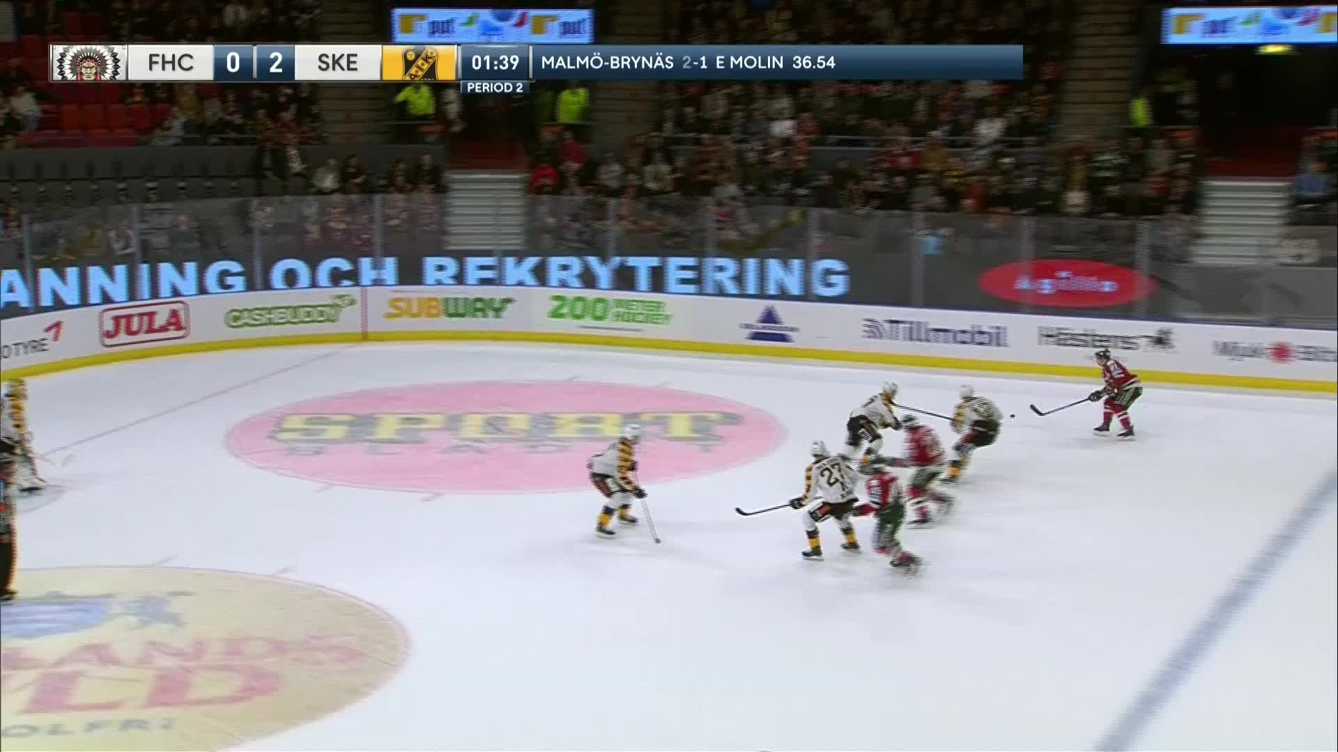 Frölunda HC - Skellefteå AIK 1-2