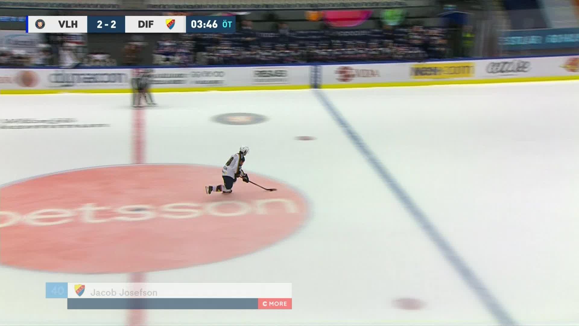 Växjö Lakers - Djurgården Hockey 2-3