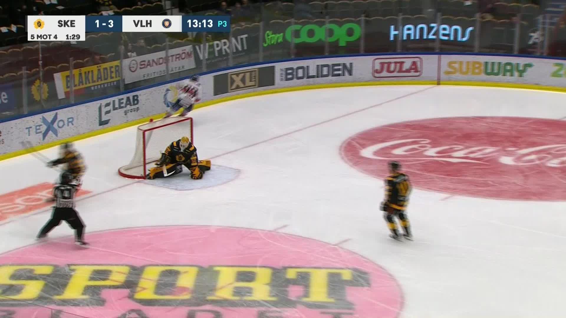 Skellefteå AIK - Växjö Lakers 1-4