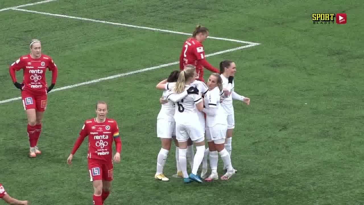 Highlights: Örebro – Eskilstuna
