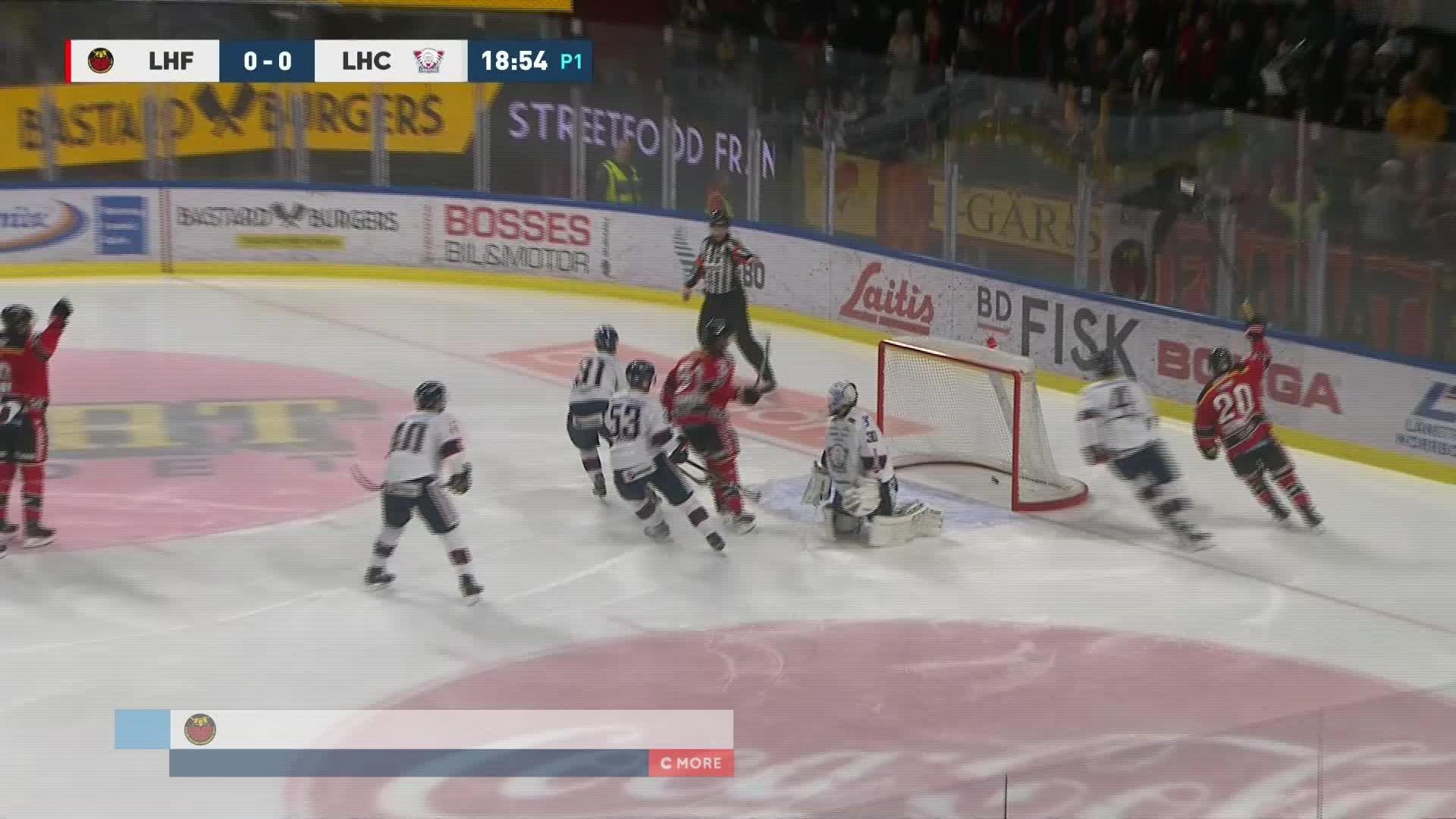 Luleå Hockey - Linköping HC 1-0