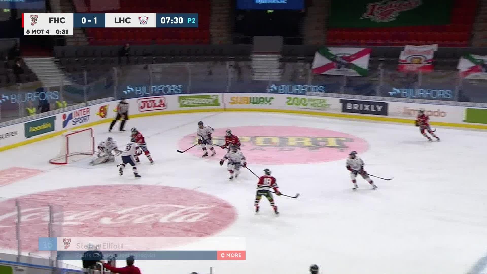Frölunda HC - Linköping HC 1-1