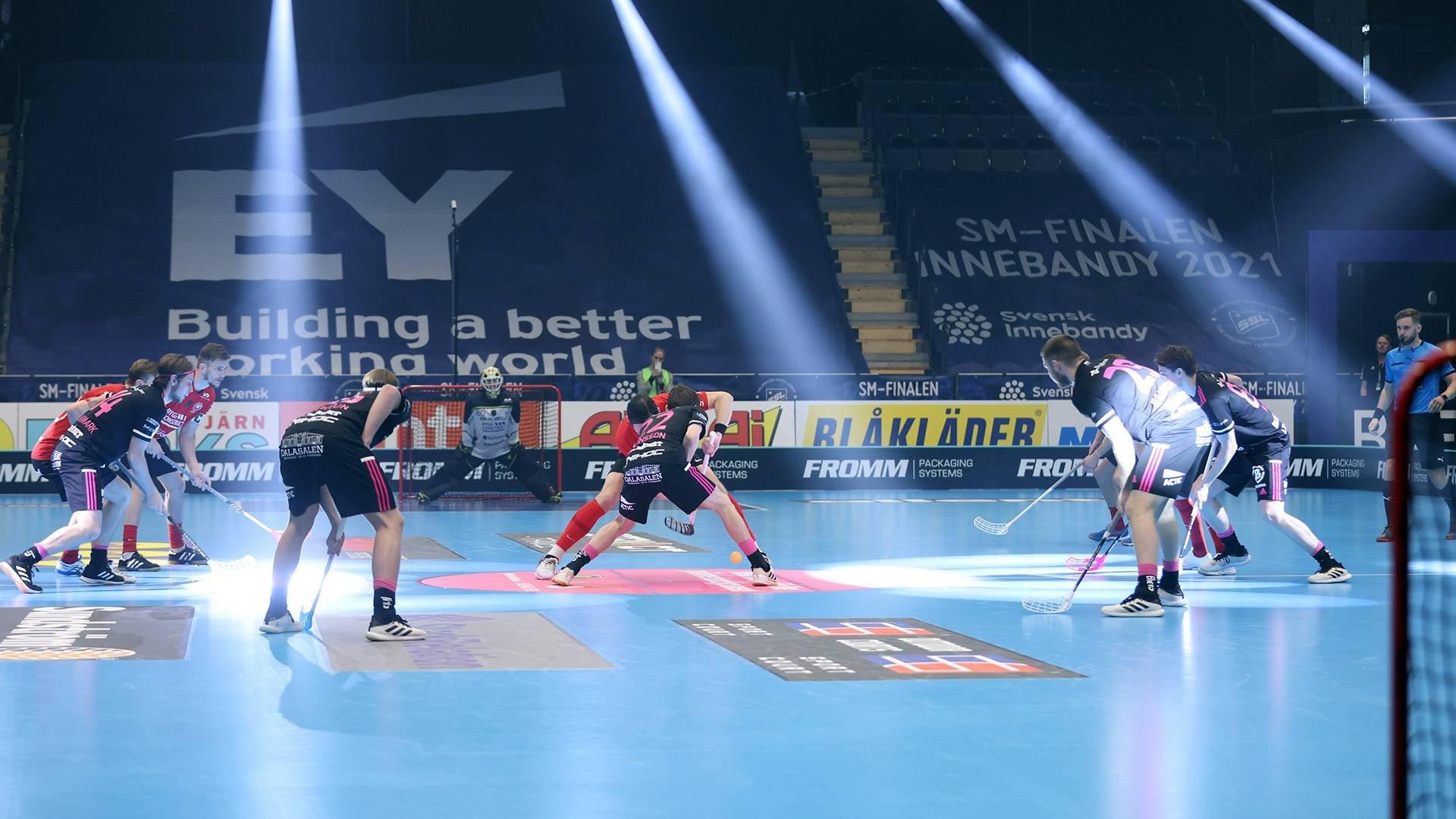 Highlights från SM-finalen Storvreta-Falun