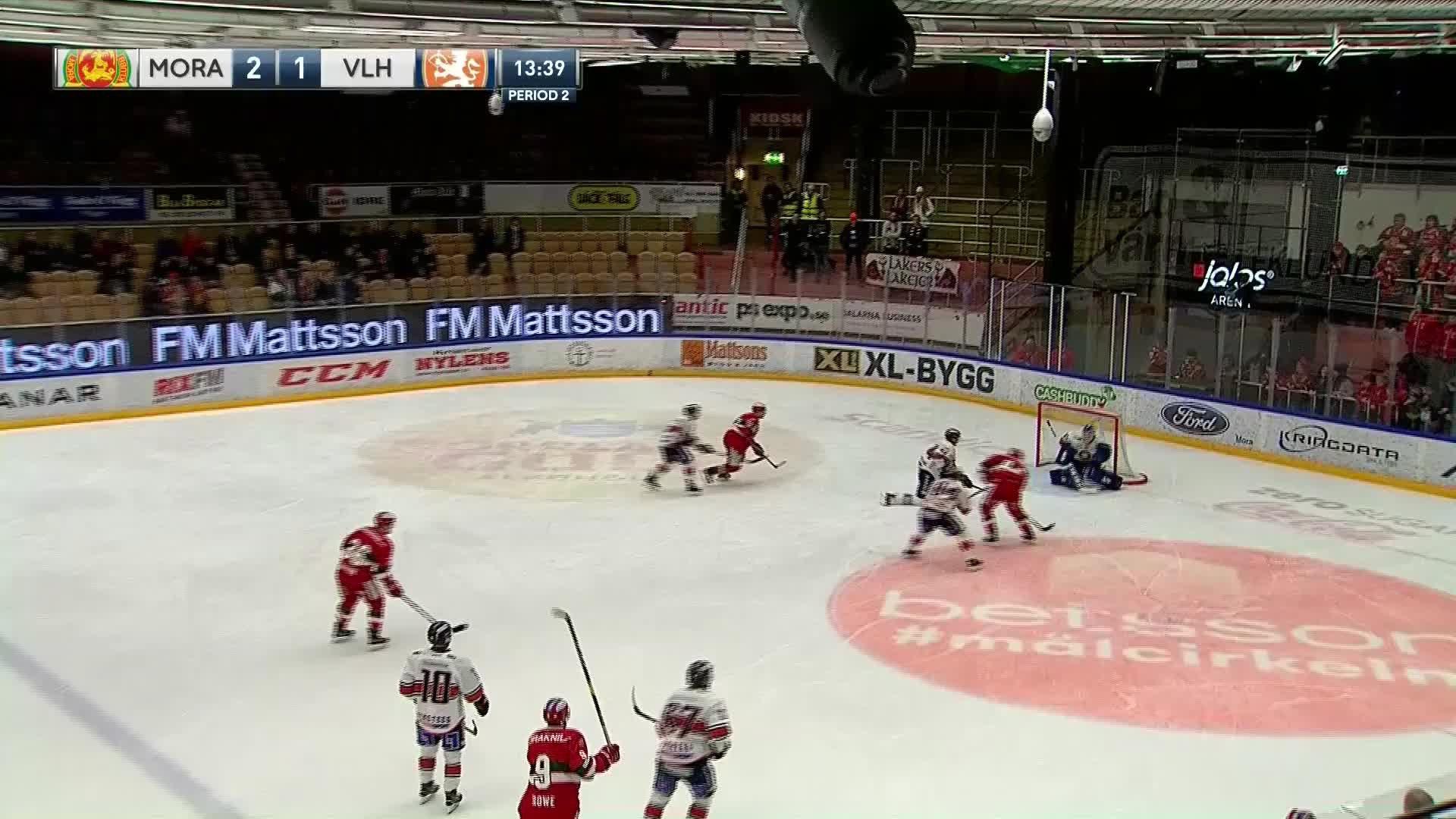 Mora IK - Växjö Lakers 3-1