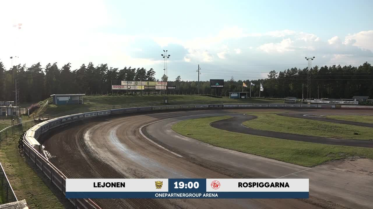 Highlights: Lejonen - Rospiggarna