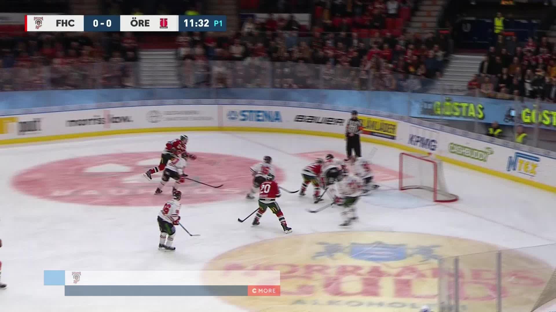 Frölunda HC - Örebro Hockey 1-0