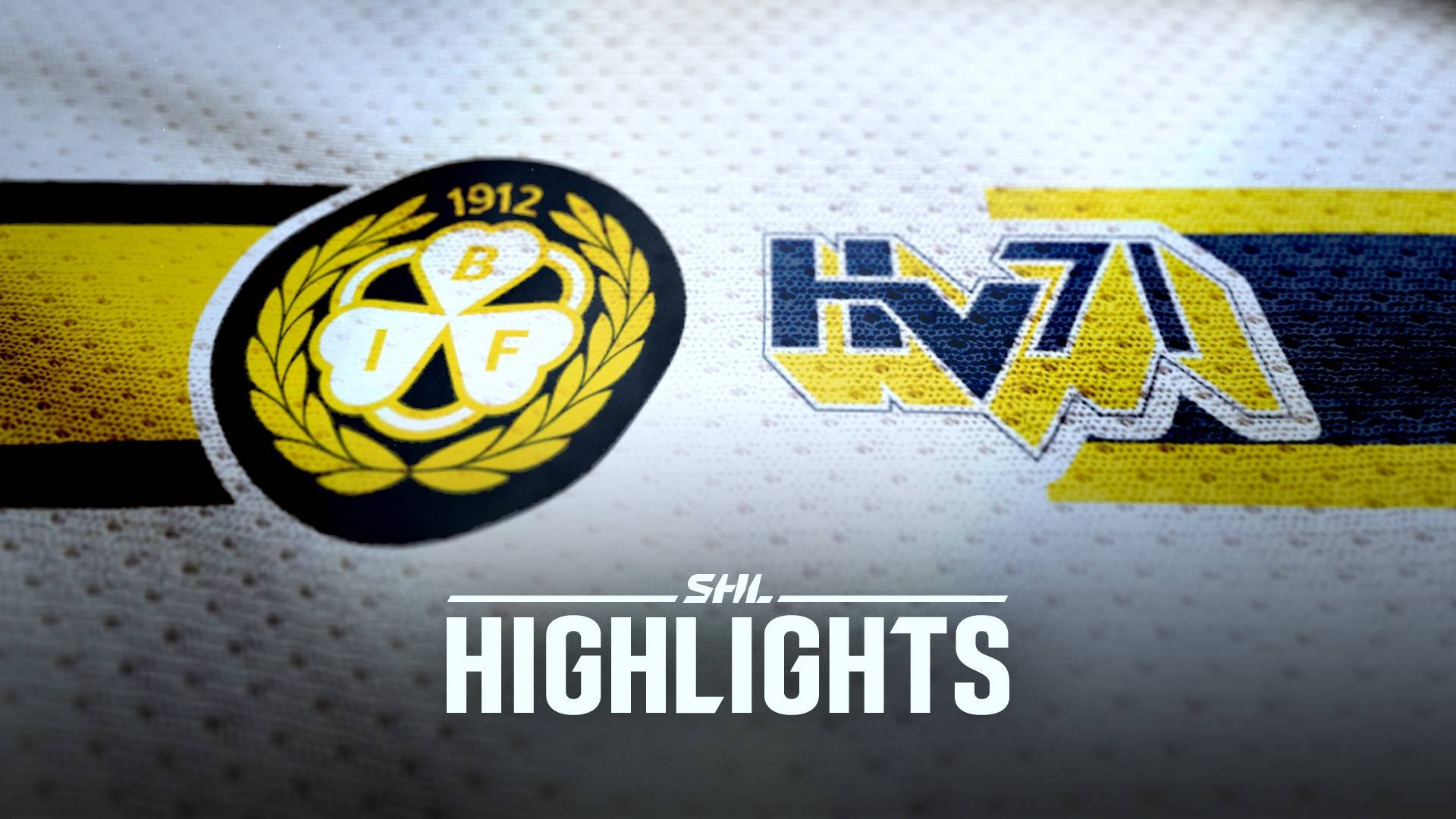 TV: Brynäs IF - HV71