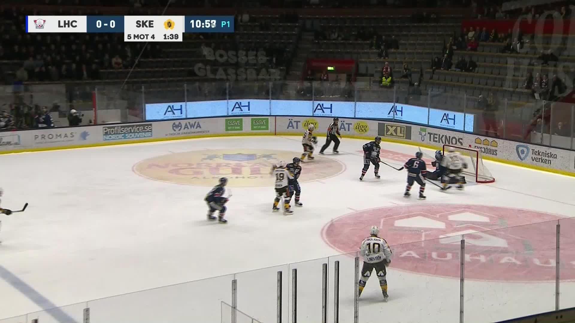 Linköping HC - Skellefteå AIK 0-1