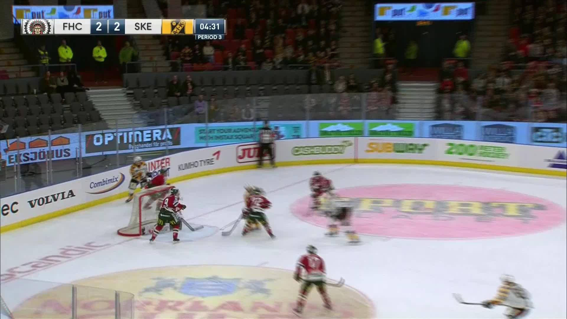 Frölunda HC - Skellefteå AIK 2-3