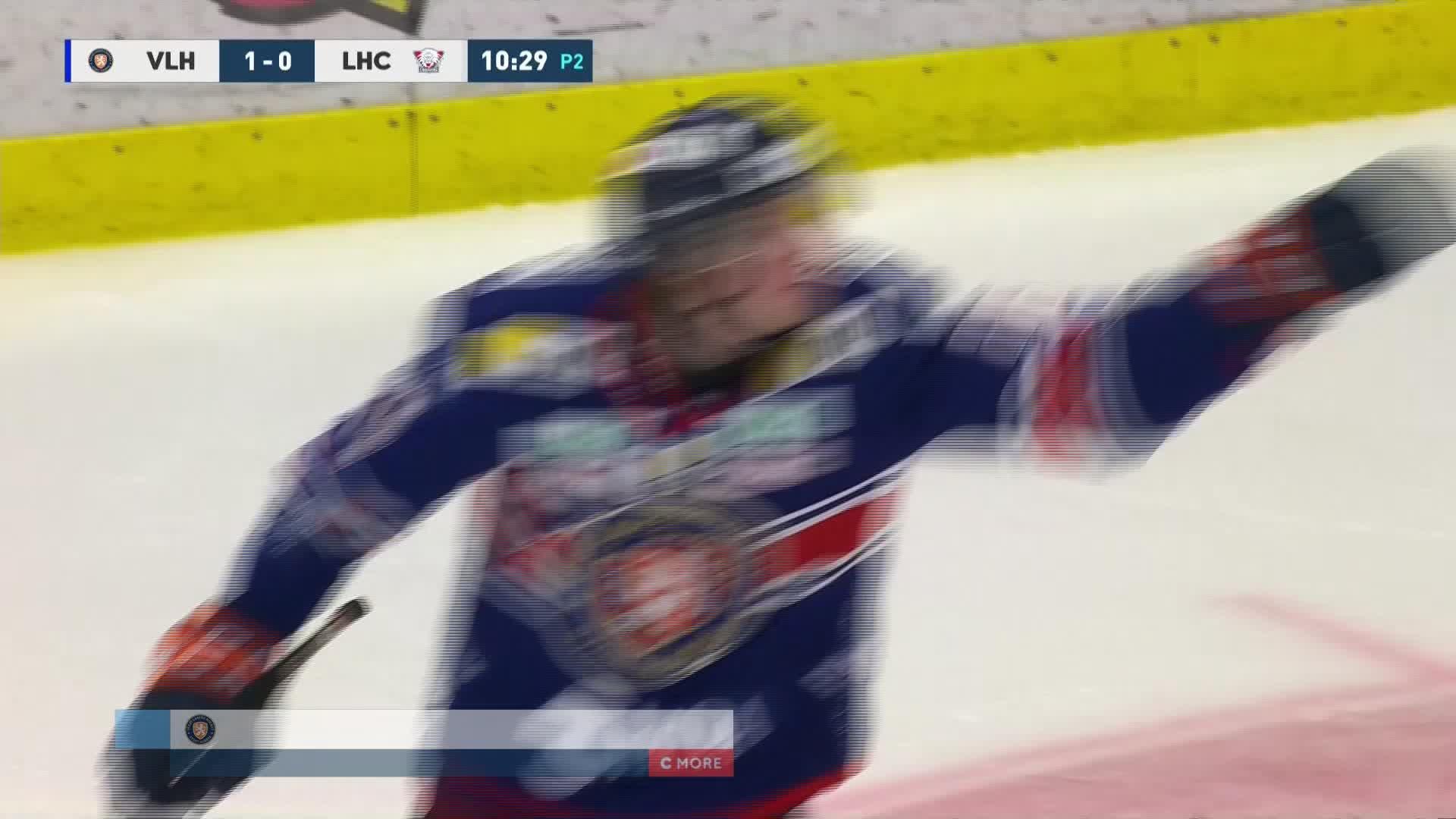 Växjö Lakers - Linköping HC 2-0