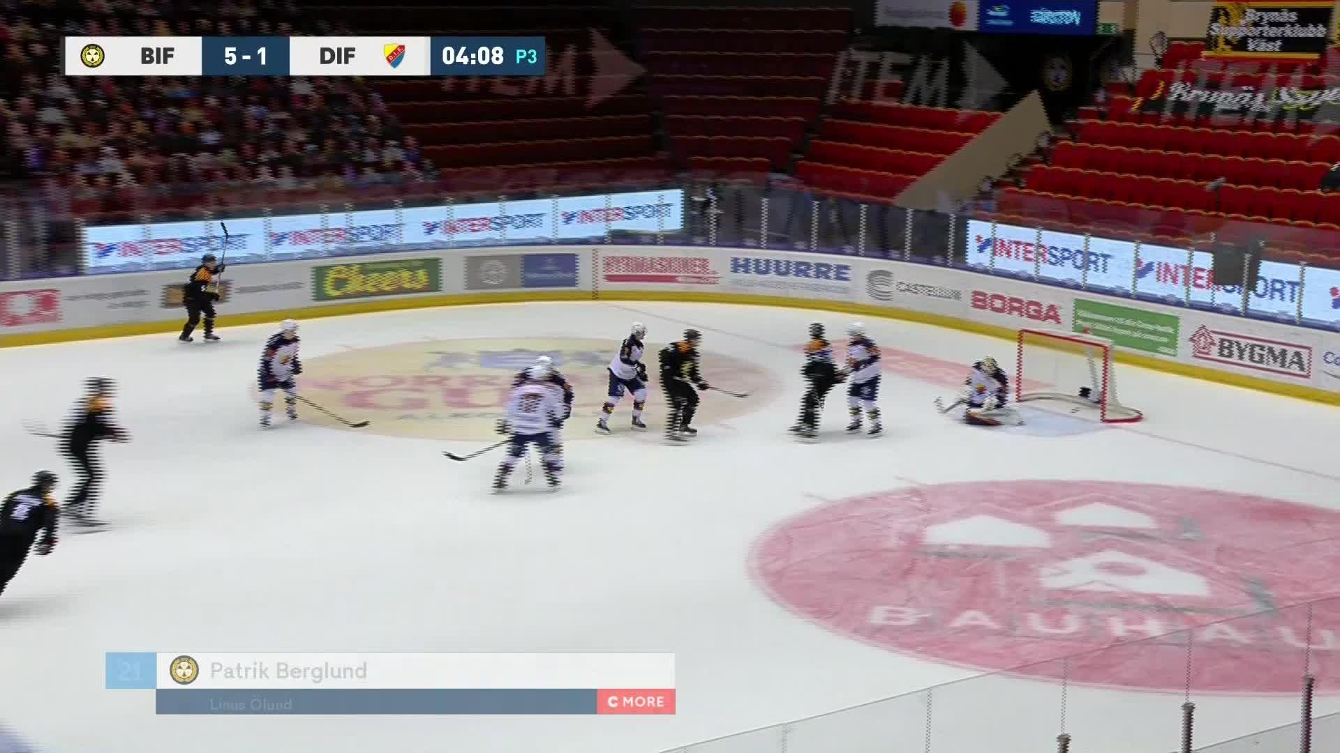 Brynäs IF - Djurgården Hockey 6-1
