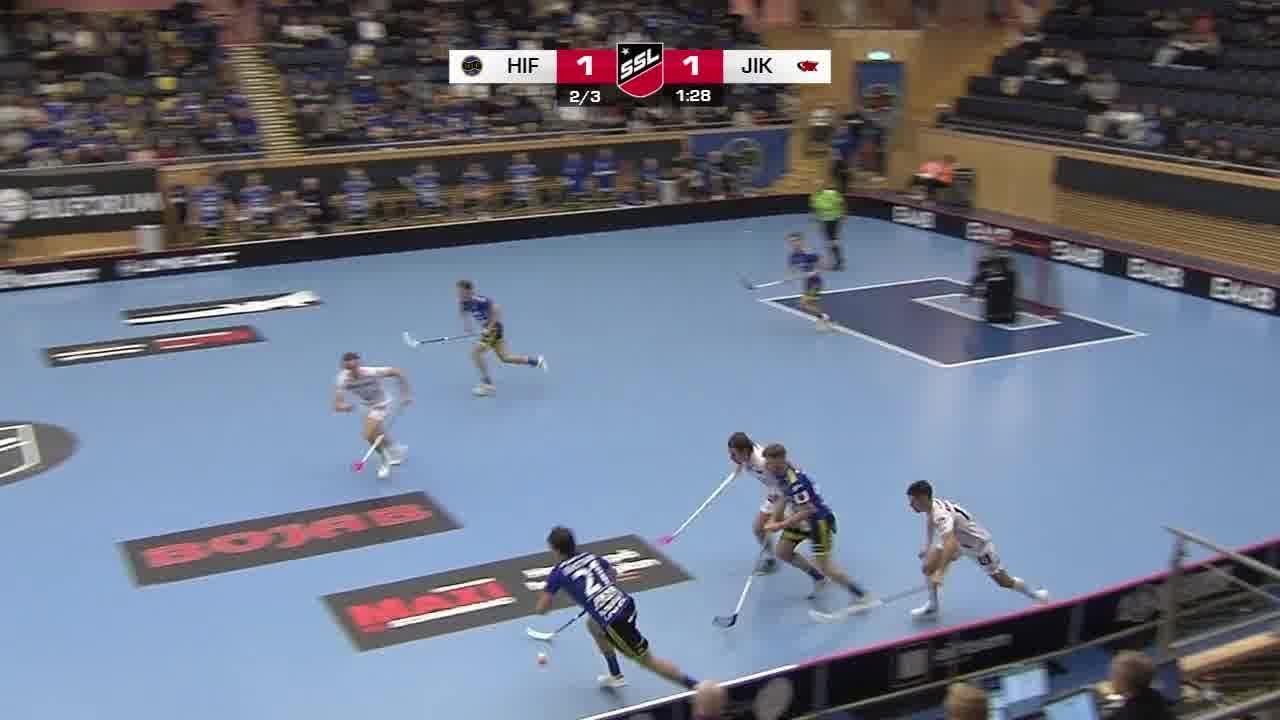 Highlights: Hagunda IF-Jönköpings IK