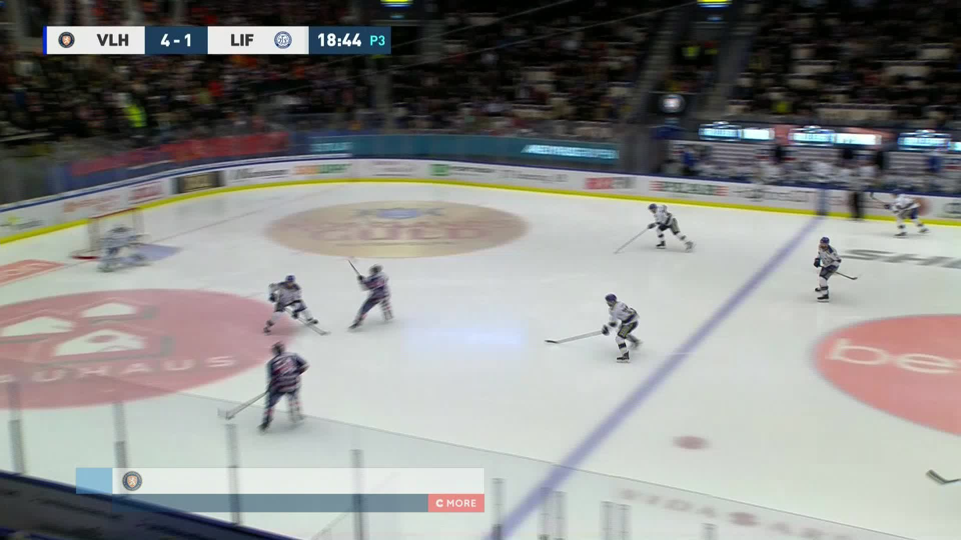 Växjö Lakers - Leksands IF 5-1