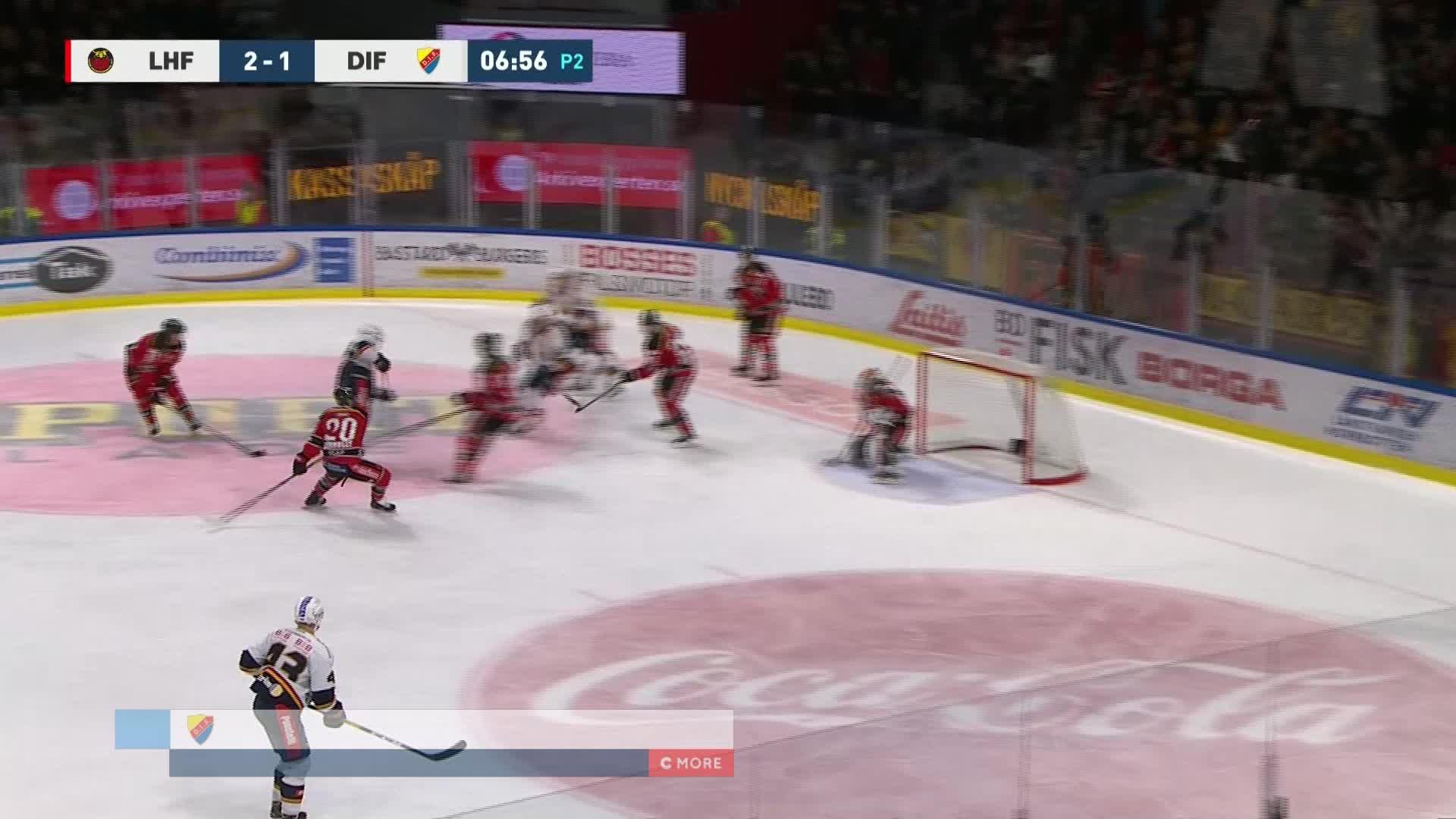 Luleå Hockey - Djurgården Hockey 2-2