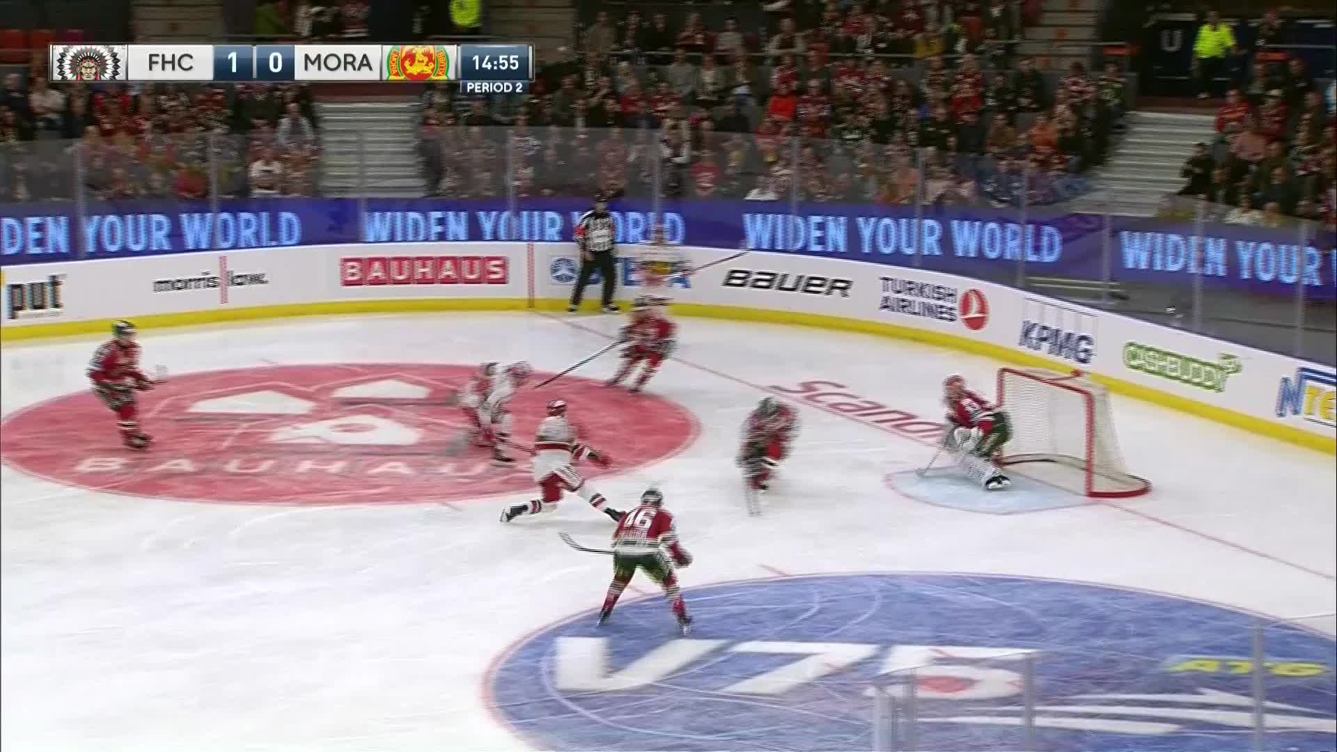 Frölunda HC - Mora IK 1-1
