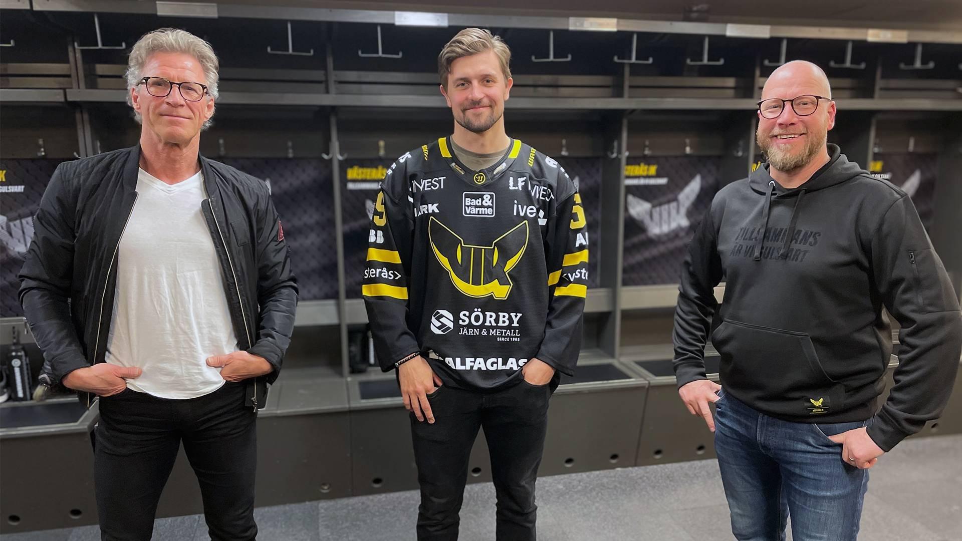 Frycklund tillbaka i VIK