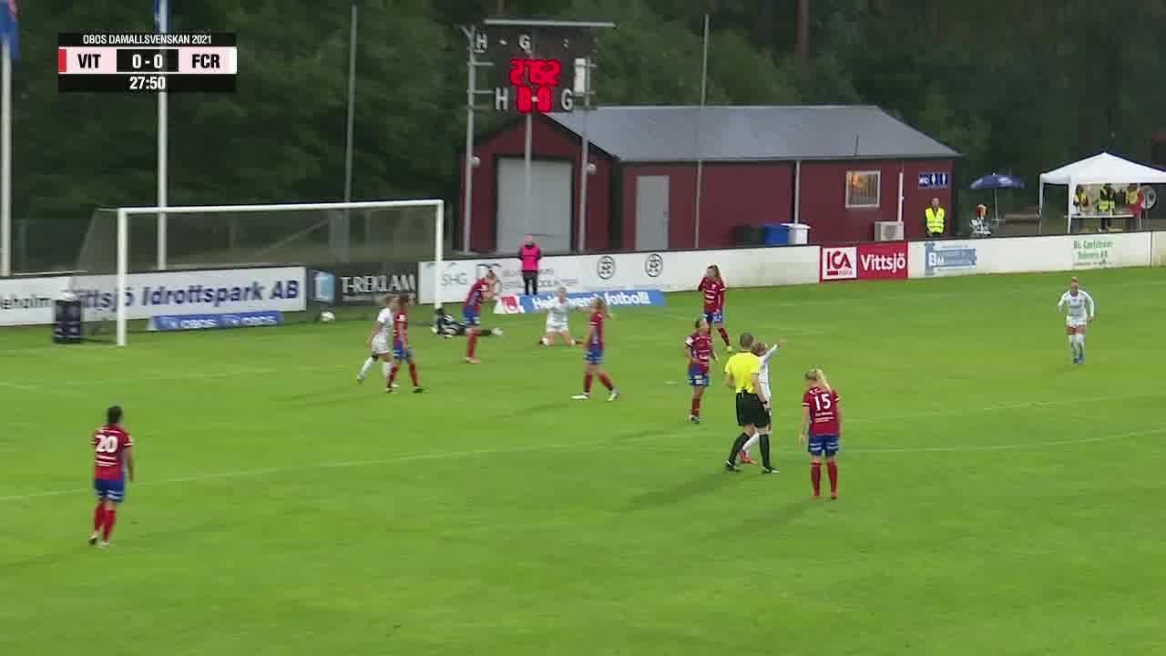 Highlights: Vittsjö-Rosengård